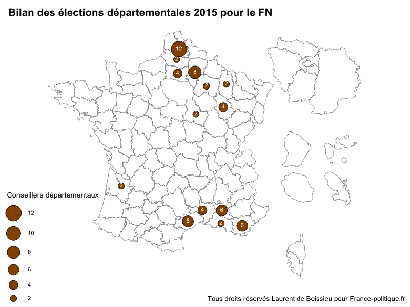 Départementales 2015 FN